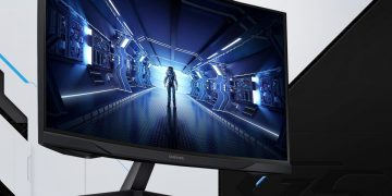 This Samsung gaming monitor is curved, 144Hz, and also very cheap, for only 259 euros
