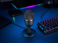 This compact microphone from Razer is perfect to start streaming and costs only 50 euros
