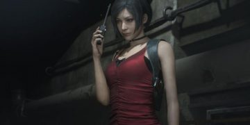 This cosplayer achieves a near perfect resemblance to Ada Wong from Resident Evil 2