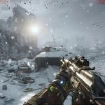 This is Metro Exodus Enhanced Edition for PC, gameplay of the new version with great improvements in Ray Tracing