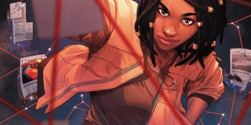 This is what Naomi looks like, the new DC heroine, from the series created by Ava Duvernay