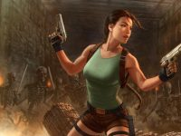 Tomb Raider 25th anniversary.  We interview Andy Park, a cartoonist for Lara Croft.