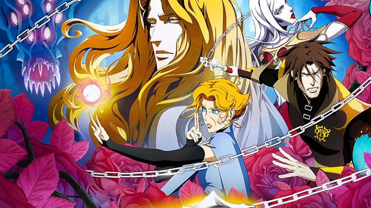 Trailer for the fourth season of Netflix's Castlevania anime