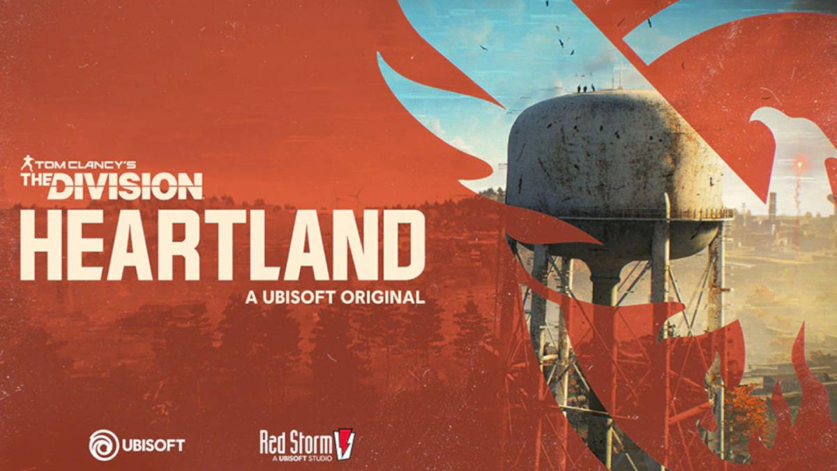 Ubisoft announces the Division Heartland as free to play, mobile game and movie on Netflix
