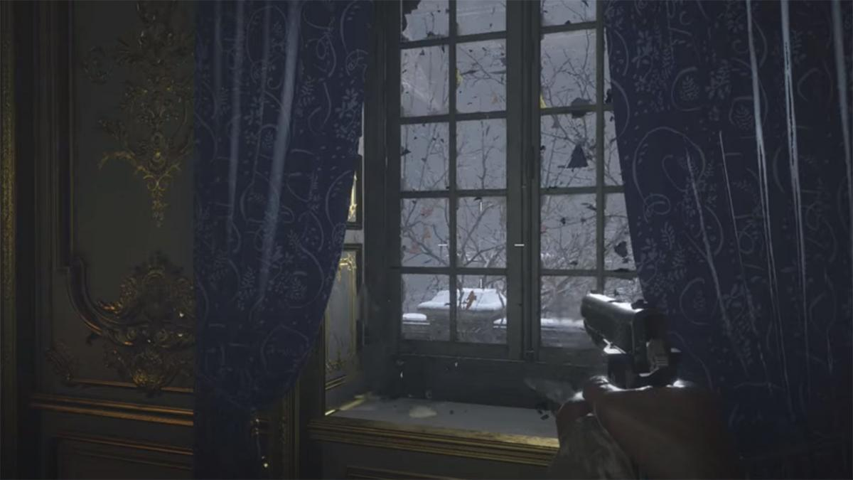 Where are all the windows in Dimitrescu's Castle in Resident Evil 8 Village - locations