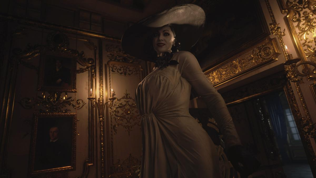 Where is Lady Dimitrescu's lipstick in Resident Evil 8 Village
