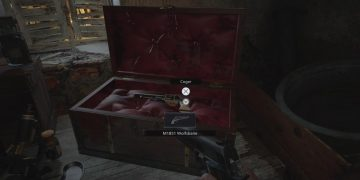 Where to find the M1851 Wolfsbane magnum in Resident Evil 8 Village