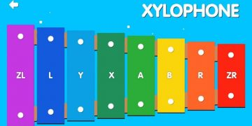 Xylophone, the newest from the makers of the Switch calculator, will be available tomorrow in the eShop