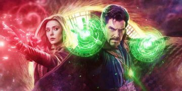 """Yes, Doctor Strange was going to be in Scarlet Witch and Vision, but they """"cut"""" him for good reason."""