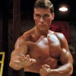 You can now have the muscles of Jean-Claude Van Damme at home with these figures