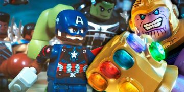 You can now reproduce the final fight of Avengers Endgame ... in LEGO!