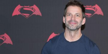 Zack Snyder and Huma Qureshi help build a temporary hospital in India