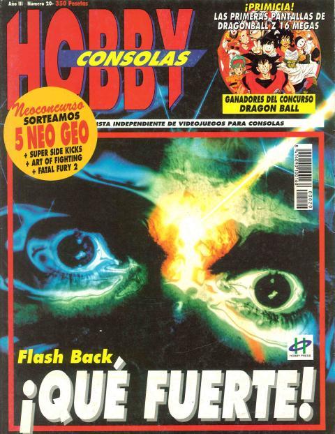 Flashback Hobby Consoles 20
