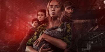 A Quiet Place II is the first film to gross 100 million in the US during the pandemic