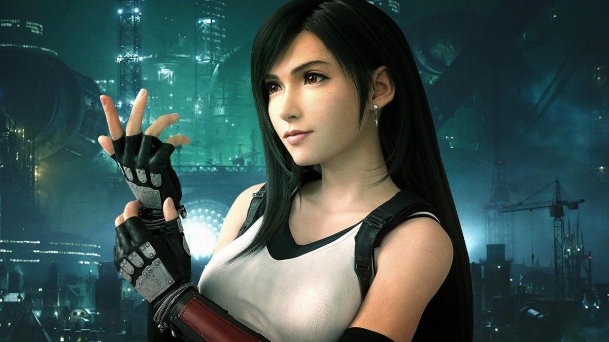 A fan shares her particular Tifa Lockhart cosplay in Final Fantasy VII Remake