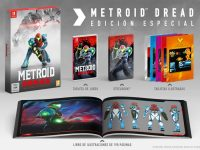 A special edition of Metroid Dread for Nintendo Switch and two new amiibo announced