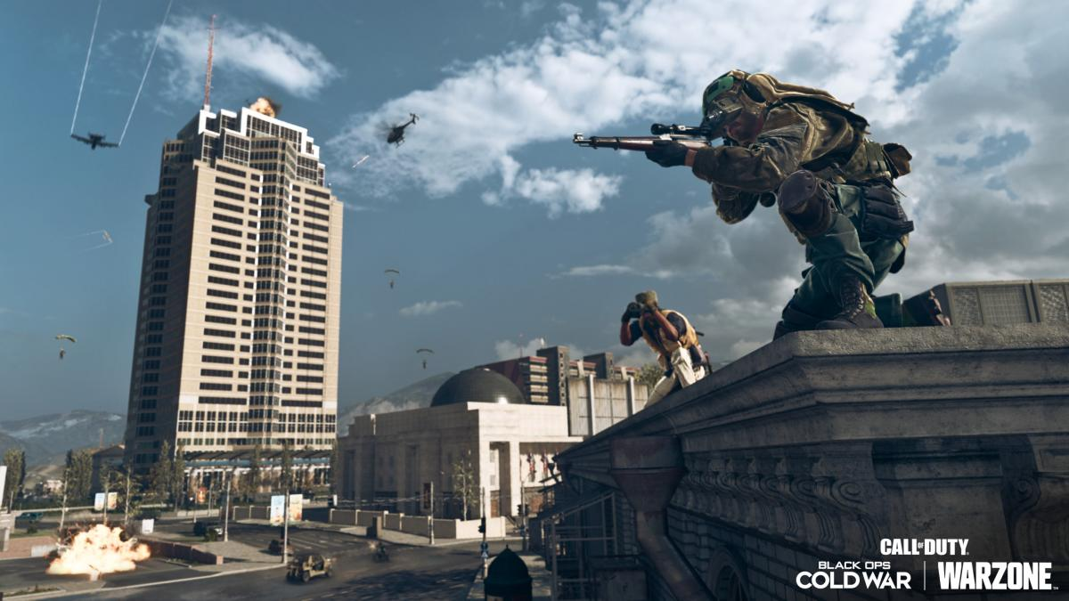 A video of the canceled Call of Duty Warzone map, Ural Mountains, is leaked
