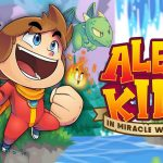 Alex Kidd in Miracle World DX previews its launch and shows a new trailer