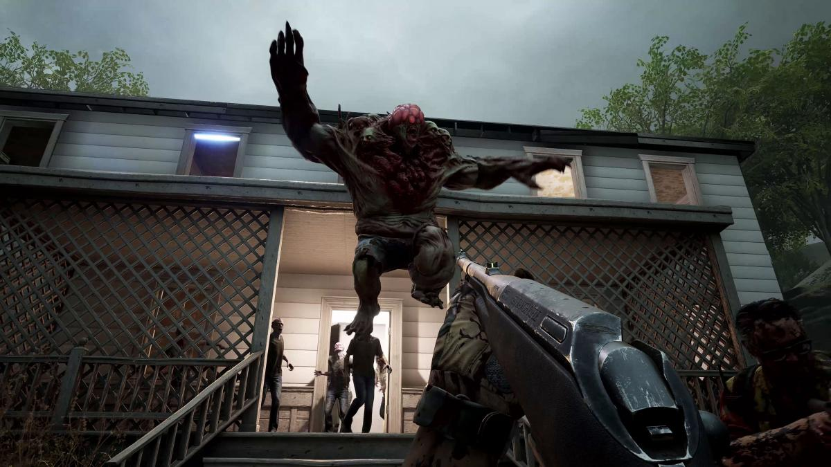 Back 4 Blood, the spiritual heir to Left 4 Dead, announces crossover play and beta for this summer
