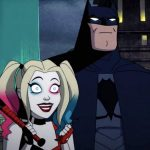 Batman's sexual moment in the Harley Quinn series that DC nipped in the bud