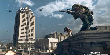 Call of Duty Black Warzone closes the safe in the Nakatomi Plaza, and Black Ops Cold War launches a playlist with the heroes of the 80s