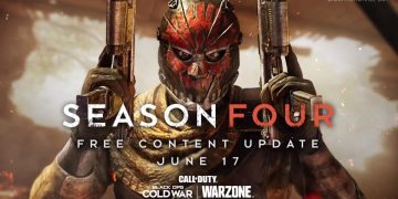 Call of Duty Warzone and Black Ops Cold War present their season 4 with a first gameplay trailer