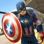 Captain America's shield and other fantasy weapons in GTA V and GTA Online with these mods