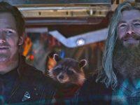 Chris Pratt praises Chris Hemsworth for Thor: Love and Thunder
