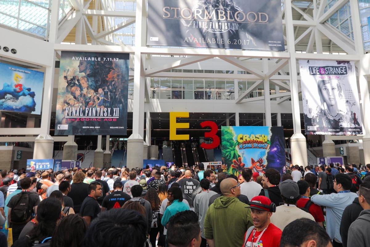 ESA hopes to celebrate E3 2022 as a hybrid face-to-face and virtual event