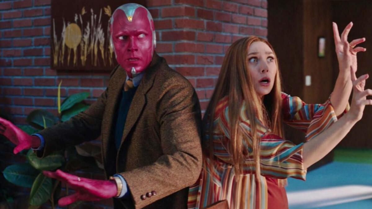 Elizabeth Olsen insists: Scarlet Witch and Vision season 2 will NOT arrive