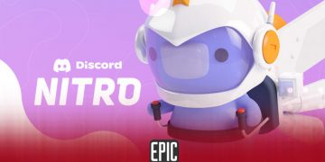 Epic Games Store Discord Nitro gratis