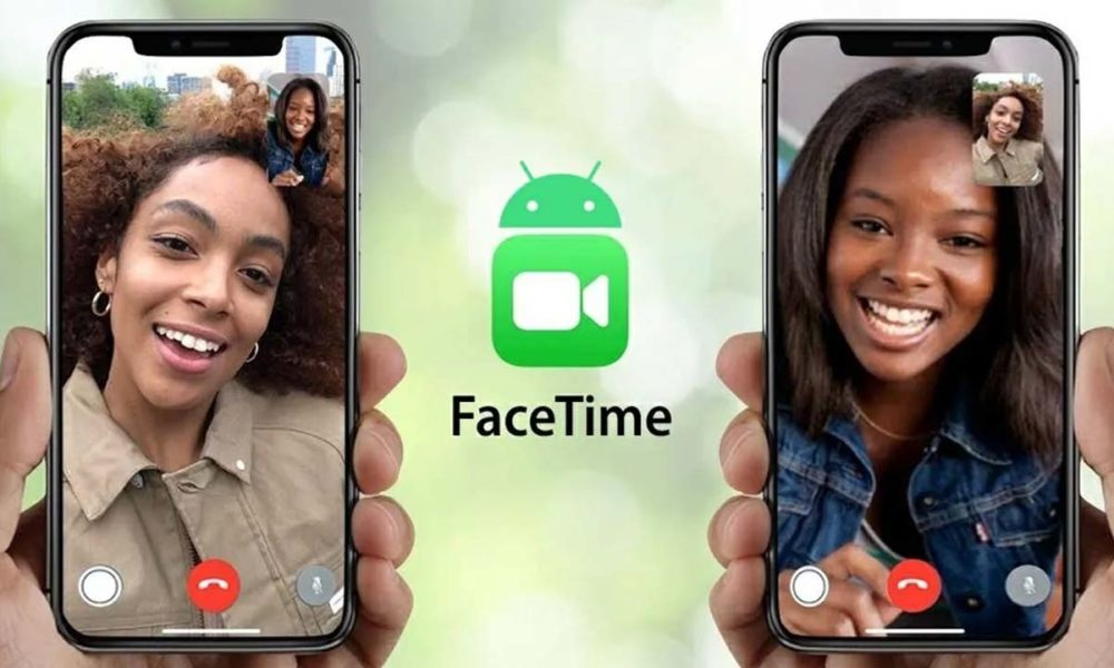 Apple FaceTime Android Windows