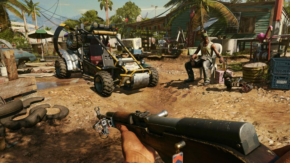 Far Cry 6 lets us '' explore '' Yara in a new gameplay, with extended sequences