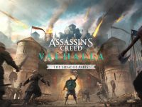 Filtered the first details of the DLC Assassin's Creed Valhalla The Siege of Paris