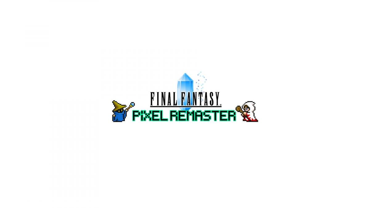 Final Fantasy Pixel Remaster announced, a compilation with the first six games of the saga that will arrive on PC and mobile phones