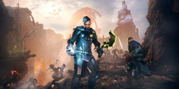 First images of The Last Oricru, the new action RPG