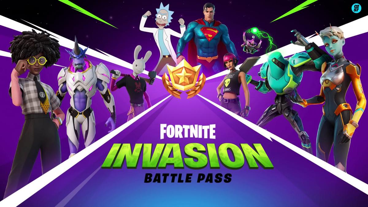 Fortnite Season 7 Battle Pass Trailer With A Look At Skins, New Weapons And More