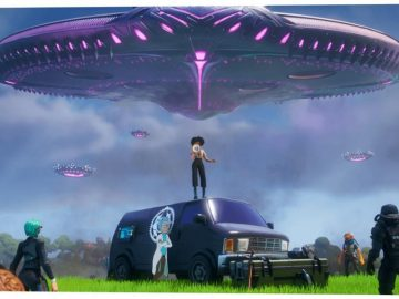 Fortnite Update 17.00: UFOs, Alien Customization, and More New for Season 7 (Patch Notes)