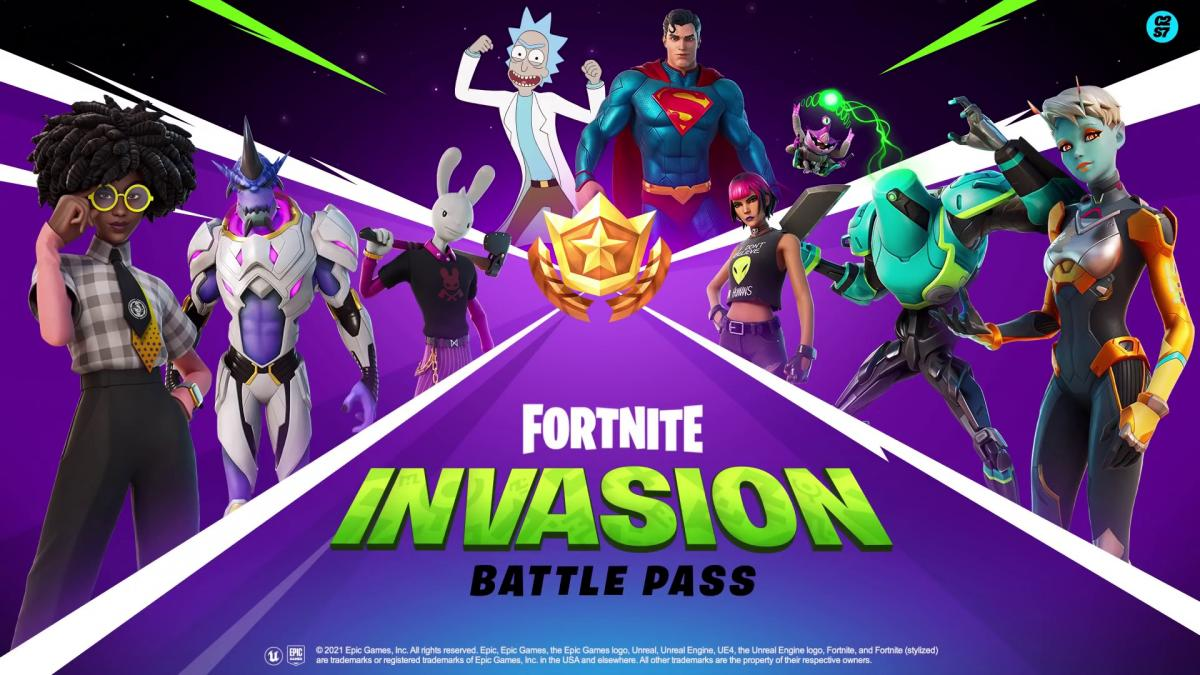 Fortnite season 7 battle pass: all the skins, prices, news and everything you need to know