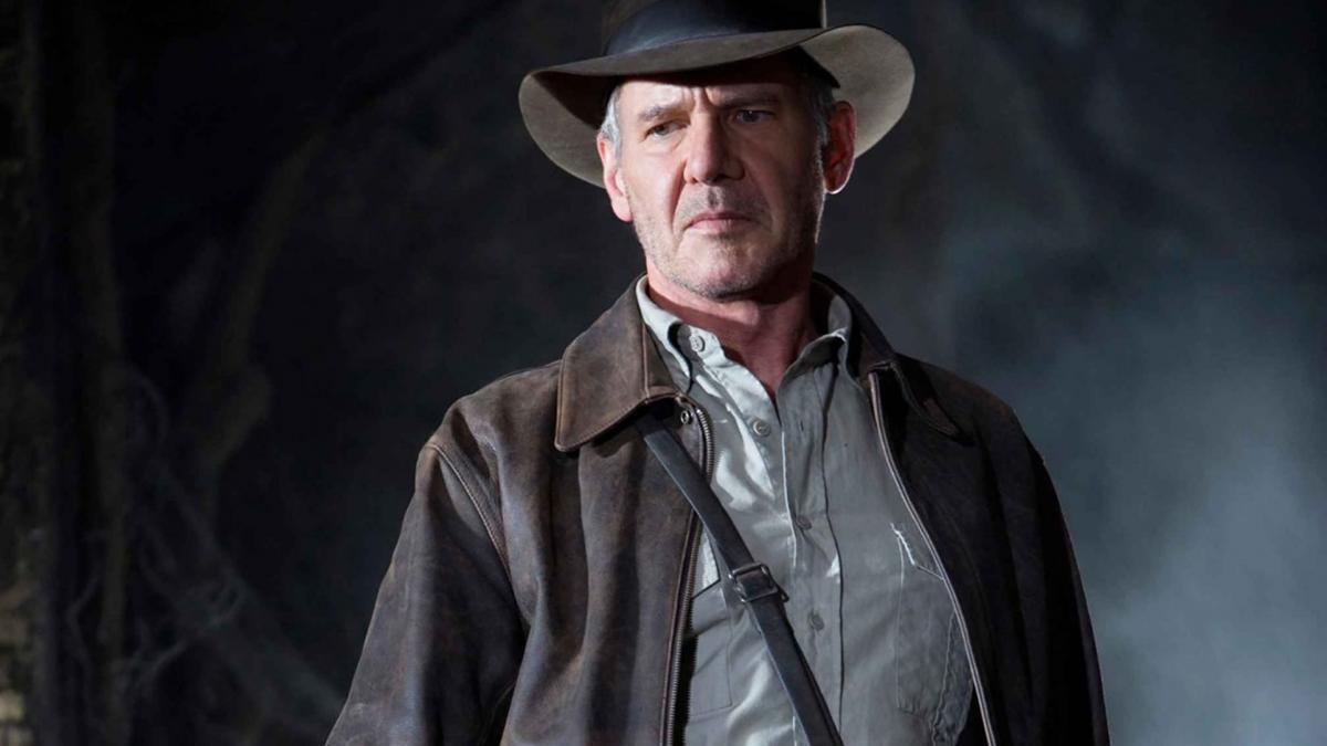 Images from the shooting set of Indiana Jones 5, whose filming will start in summer