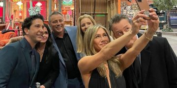 Jennifer Aniston talks about how much the Friends reunion affected her