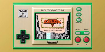 Legend of Zelda will also have Game & Watch for its anniversary (Nintendo Direct E3)