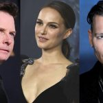 Michael J. Fox, Natalie Portman and Johnny Depp have their birthday today ... what a trio of aces!