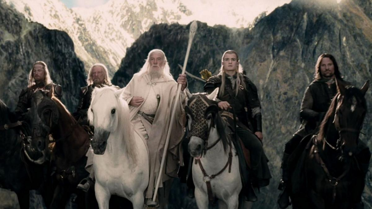 New Line announces the War of the Rohirrim, a new Lord of the Rings anime film