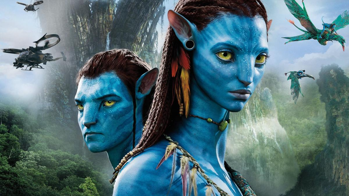 New conceptual image of Avatar 2, which recreates in the underwater beauty