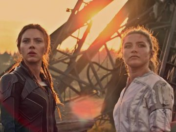 New trailer for Black Widow, hitting theaters and Disney + Premium on July 9