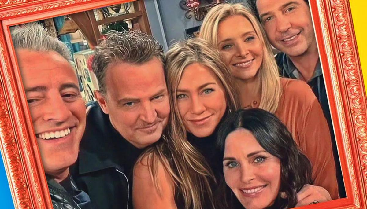 One of the most emotional moments of Friends: The Reunion was about to go to waste