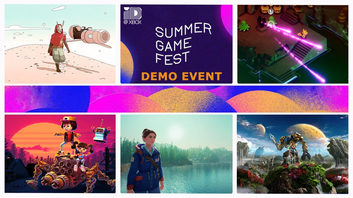 Over 40 Xbox Series X | S and One game demos will be available next week at Summer Game Fest Demo