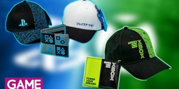 PlayStation and Xbox merchandise is now available in GAME stores: wallets, mugs, hats and more