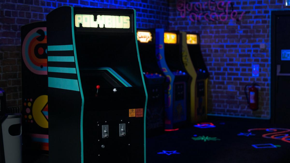 Polybius, the cursed arcade game, returns with a replica of Numskull